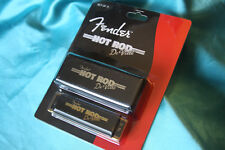 Fender Hot Rod Deville Harmonica, Key of D, with Carrying Case, MPN 0990707004