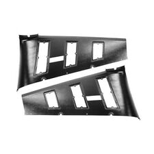 65 - 66 Mustang Fastback Interior Quarter Vent Trim Panel - Set of 2 PCS