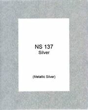 Pack of 50 8x10 Metallic Silver Photo Mats with WhiteCore for 5x7 +Backing +Bags