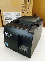 NEW Star Micronics TSP143IIU TSP143UII Thermal Receipt Printer - USB