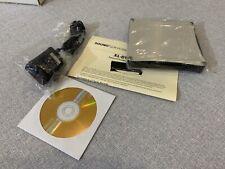 Sound Devices XL-DVDRAM - External USB  /FireWire 5x DVD-RAM Drive