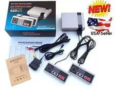 NEW Nintendo NES Classic Edition Mini Game Console 620 Games + 2 Controllers USA