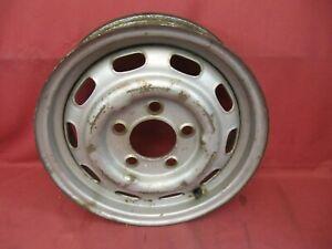 Porsche 356C KPZ Steel Wheel 6049A Dated 1/64