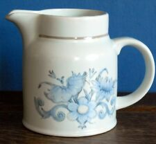 A Royal Doulton Lambethware Inspiration Jug LS 1016 in blue