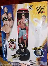 Toy Tally Awesome WWE Smackdown Deluxe Trainer 5 Ft Tall John Cena LWWE77247