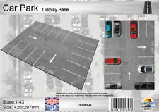 Coastal Kits 1:43 Scale Car Park Display Base