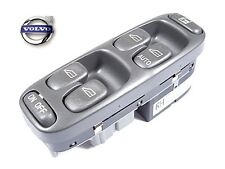 Genuine Volvo Driver's Side Window Switch Pack S70 V70 (-2000) Right Hand Drive