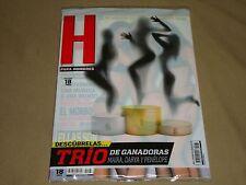 Panelope Maira Darya #186 Revista H Para Hombres Mexican Complete Your Collectio