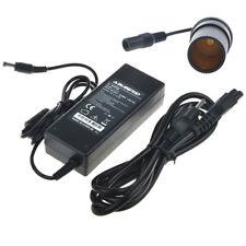 110V-240V to 12V 5A Car Charger Converter for Igloo Coolers 22 26 40 56 Quart