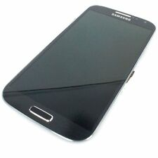 LCD Screen Touch Digitizer Panel Frame Samsung Galaxy S4 i545 L720 R970 Blue