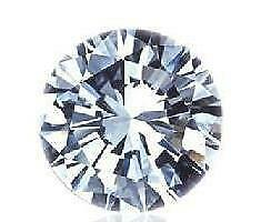 Replacement 100% Natural Loose Genuine 0.01ct 1.50mm Round Cut Diamond Si1/F