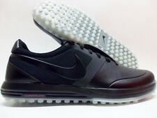 NIKE LUNAR MONT ROYAL GOLF SPIKELESS BLACK/WHITE SIZE MEN'S 10.5 [652530-005]