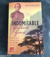 The Indomitable Gertrude Green Max W Hammonds © 2010 Review & Herald NEW 701 pp