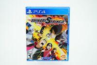 Naruto to Boruto Shinobi Striker: Playstation 4 [Brand New] PS4