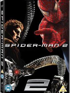 Spider-Man 2 DVD NEW dvd (CDR34801SN)