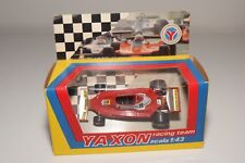 V 1:43 YAXON 0700 FERRARI 312 T2 REUTEMANN FORMULA 1 F1 RACING CAR MINT BOXED