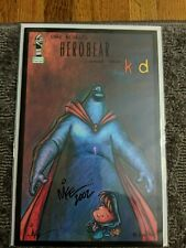 Herobear And The Kid Special #1D NM; Astonish   HTF & signed by Mike