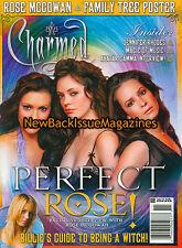 Charmed 11/07,Rose McGowan,Alyssa Millano,November 2007,NEW
