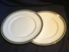 PARAGON KENSINGTON 2 x DINNER PLATES 27CM NEVER BEEN USED