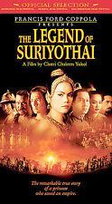 Legend of Suriyothai (VHS, 2003)
