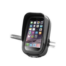Motorrad Halterung Wasserfeste Tasche Blendschutz für Apple iPhone SE 5S 5 4S 4
