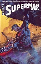 Superman Saga N°2 - Urban Comics- D.C. Comics - Février 2014