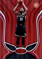 2019-20 Panini Certified Mirror Red #120 Allen Crabbe Atlanta Hawks