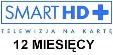 Doladowanie Doładowanie TNK Smart HD+ 12M Telewizja na karte Polska TV Conax
