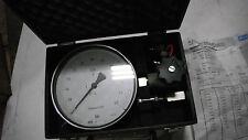 Alexander Wiegand - WIKA Pressure Test Gauge - NEW