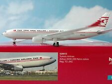 Herpa Wings 1:500 Neuware 529013  Turkish Airlines Airbus A330-200  Retro colors