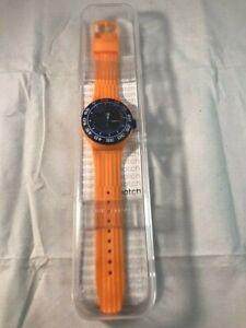 Swatch Wristwatch Model SUUO100 NEW IN BOX