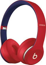 Beats by Dr. Dre Solo3 Solo 3 Wireless On the Ear Headphones - Club Red