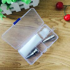 6× Russian Icing Piping Nozzle Pastry Bag Tips Fondant Cake Baking Tool Set&Box.