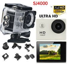 Original SJ4000 HD 1080P 12MP Waterproof Action Camera Sports DV Cam Camcorders