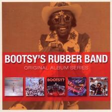 BOOTSY'S RUBBER BAND - Original Album Series