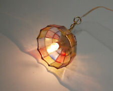 ceiling light dollhouse screw in bulb vintage short wire no plug