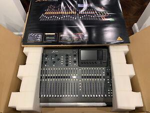 Behringer X32 Full size Digital Mixer 32 XLR Inputs, 16 Sends, 4-band Param. EQ