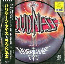 LOUDNESS-HURRICANE EYES-JAPAN LP Ltd/Ed I72