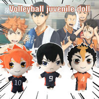Haikyuu Tobio Kageyama Hinata Shoyo Anime Plush Pillow Soft Stuffed Doll Toy