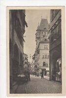 Bozen Torgglhaus Vintage RP  Postcard 263a