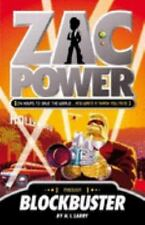 Blockbuster (Zac Power)-ExLibrary