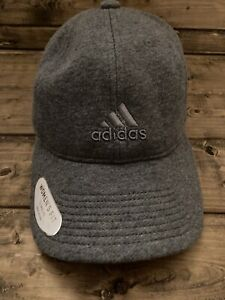 Women's Adidas Climalite Hat, Adjustable, Gray, NWT