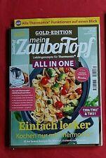 mein Zaubertopf Gold Edition Nr.2 2020  All in one  - Thermomix NEU