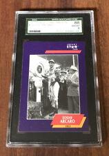 1992 HORSE STAR CARDS EDDIE ACARO JOCKEY SGC 88 8 GRADED HORSE RACING