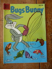 BUGS BUNNY No. 72  - DELL COMICS - APRIL & MAY 1960 -  FINE