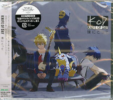 KNIFE OF DAY-DIGIMON ADVENTURE TRI 3: KOKUHAKU OUTRO THEME-JAPAN CD C16