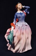 Royal Doulton - Blithe Morning #Hn 2021-Figurine-Royal Doulton - Copyright 1948