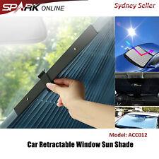 Car Retractable Windshield Sun Shade Visor Folding Cover Block Front Window CT