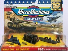 Micro Machines Military #14 S.T.A.B. - 10th Anniversary (1996)