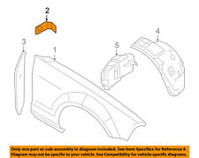 FORD OEM 05-14 Mustang Fender-Rear Bracket 5R3Z16K039A